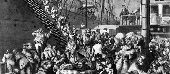 Die frühen Auswanderer – Simonswälder in der weiten Welt